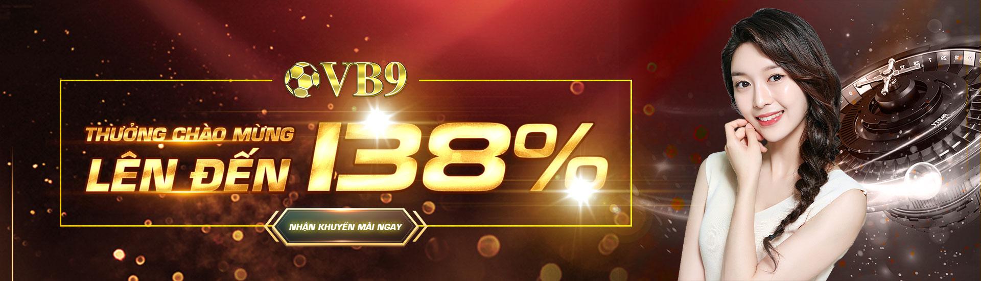 138% siêu thưởng quay hũ